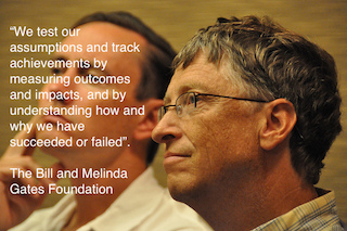 Bill Gates on high impact giving