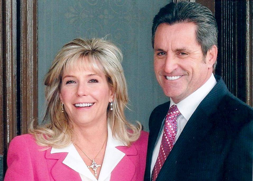 Patricia and Sam Harless
