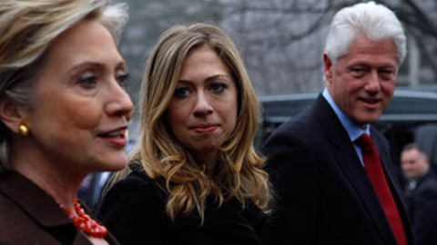 Clinton Family 2