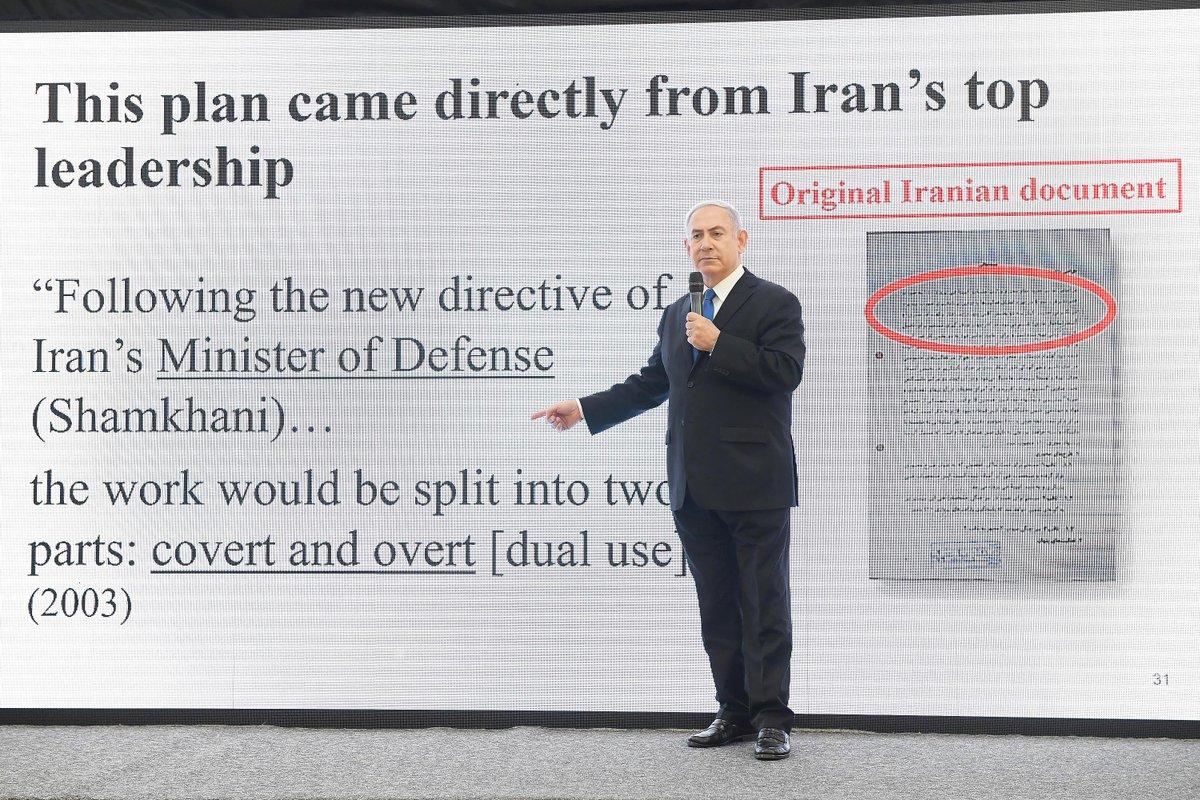 Iran's Lies