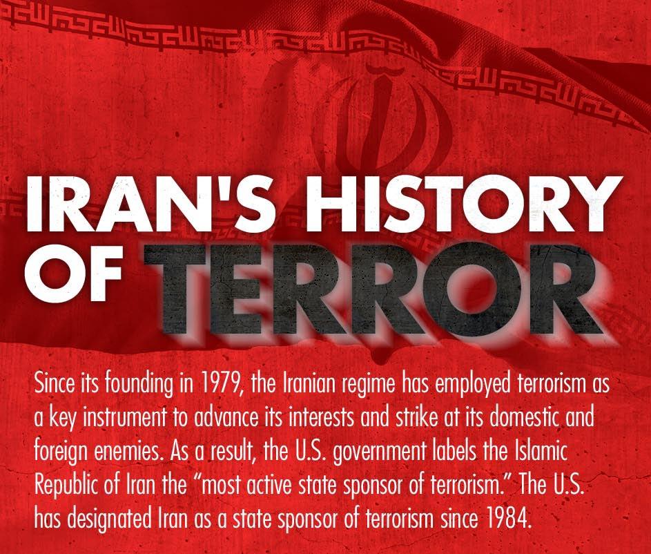 Iran's History of Terror
