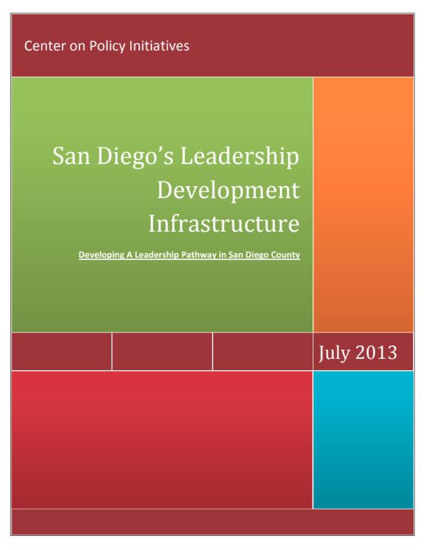 CPI 2013 Report