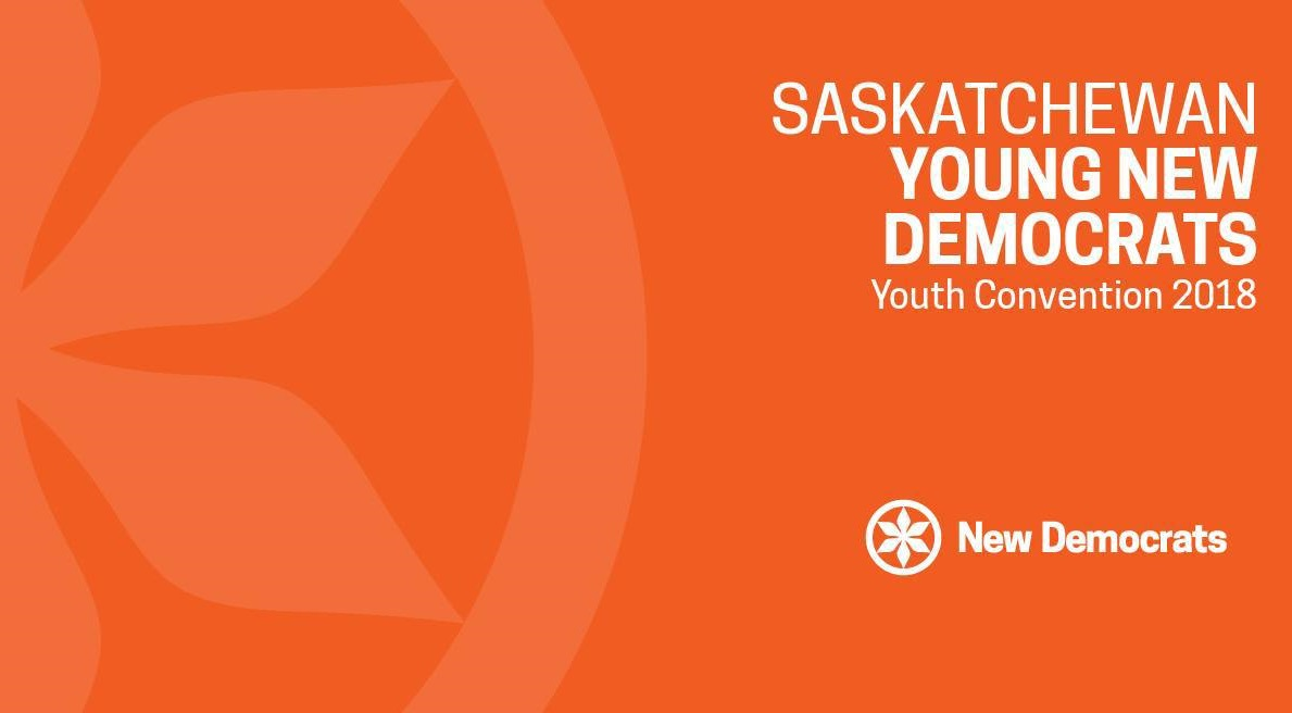 b4f84ef1f6b4 SYND Convention 2018 - Saskatchewan New Democrats