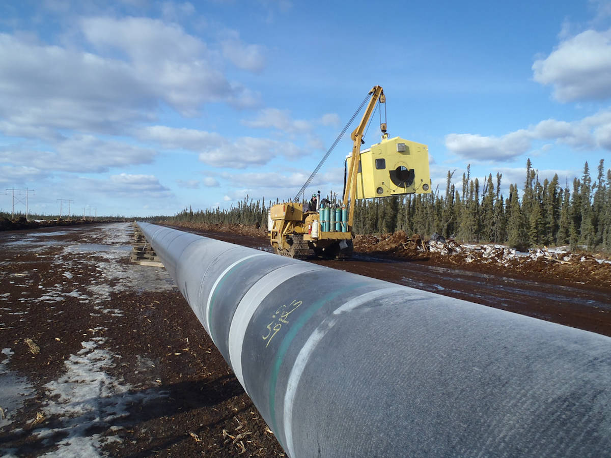 Kickstart the Energy East pipeline