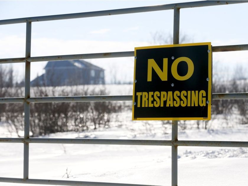 Rebalancing Trespassing Laws
