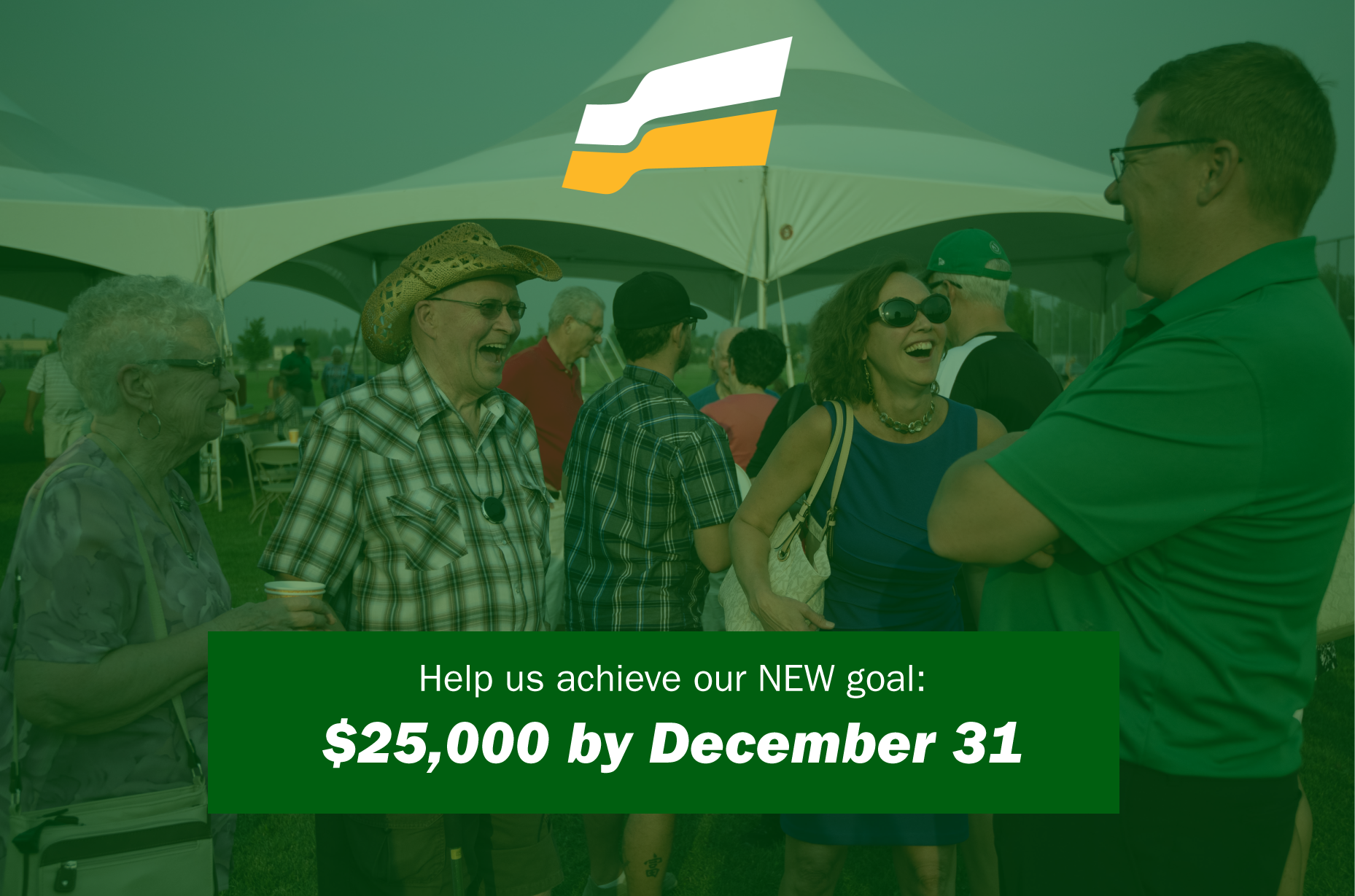 Help us raise $25,000 by December 31