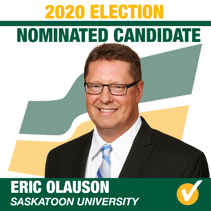 Eric Olauson Acclaimed as the Saskatchewan Party Candidate for Saskatoon University
