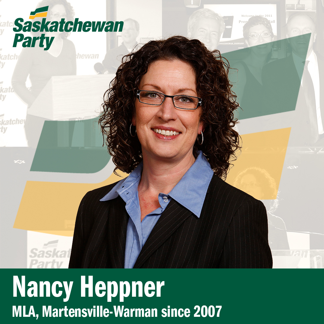 Nancy Heppner Will Not Seek Re-Election