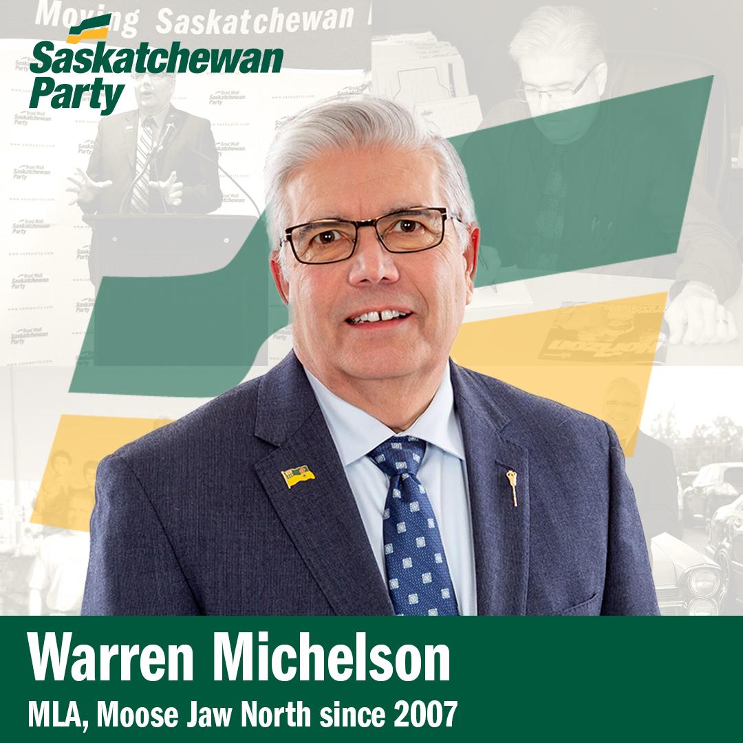 Warren Michelson Will Not Seek Re-Election