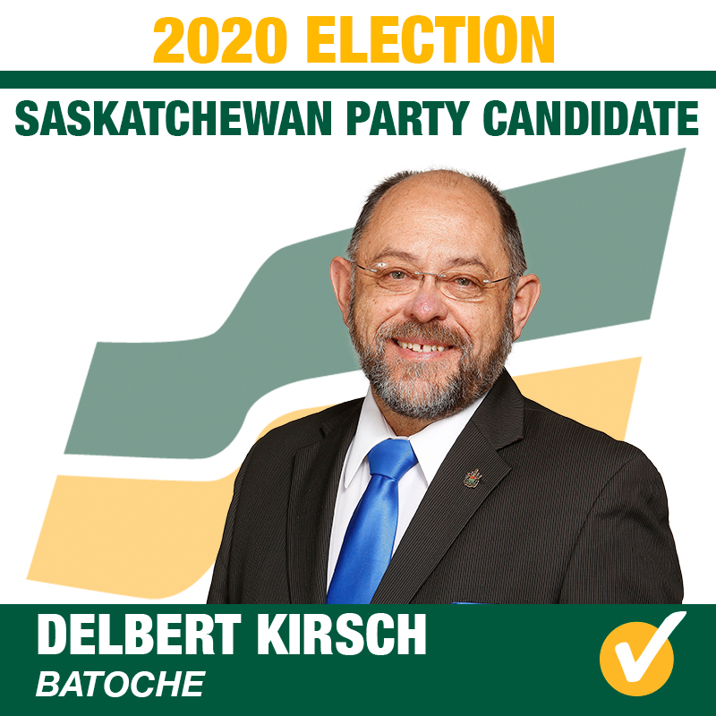 Delbert Kirsch Wins Contested Nomination in Batoche