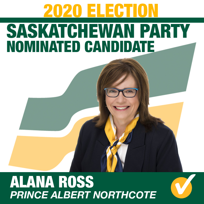 Alana Ross Wins Contested Nomination in Prince Albert Northcote