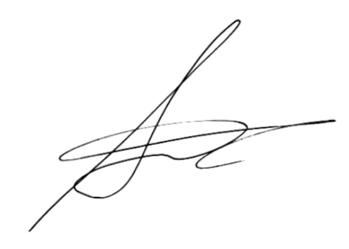 Scott Moe signature