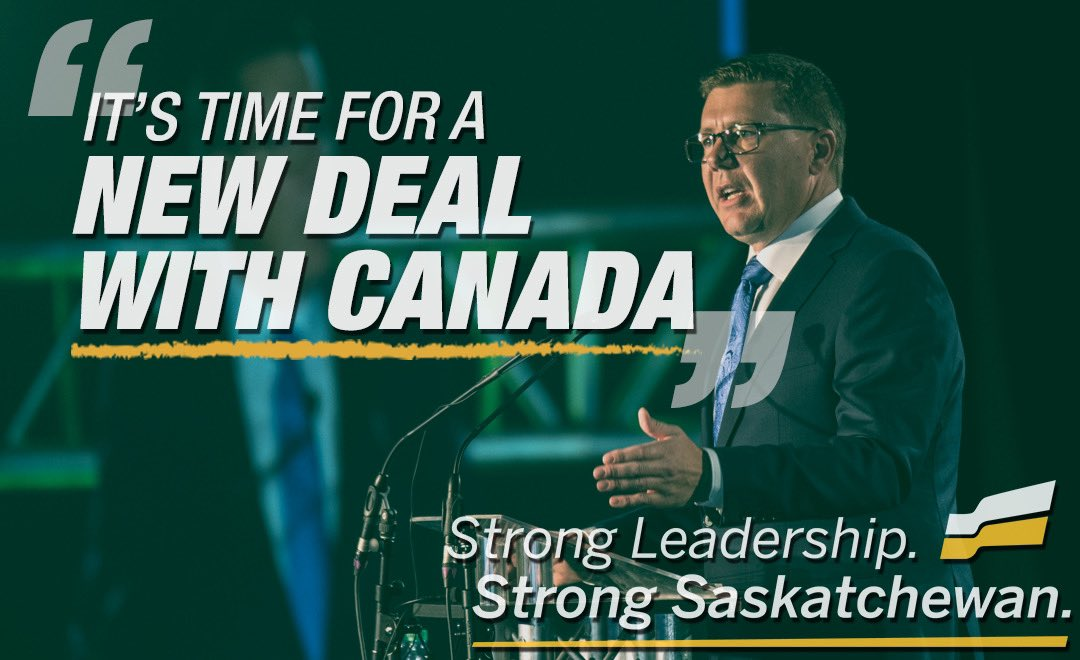 A new deal with Canada