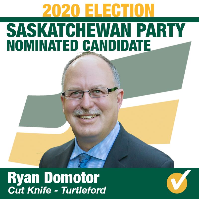 Ryan Domotor Wins Contested Nomination in Cut Knife - Turtleford