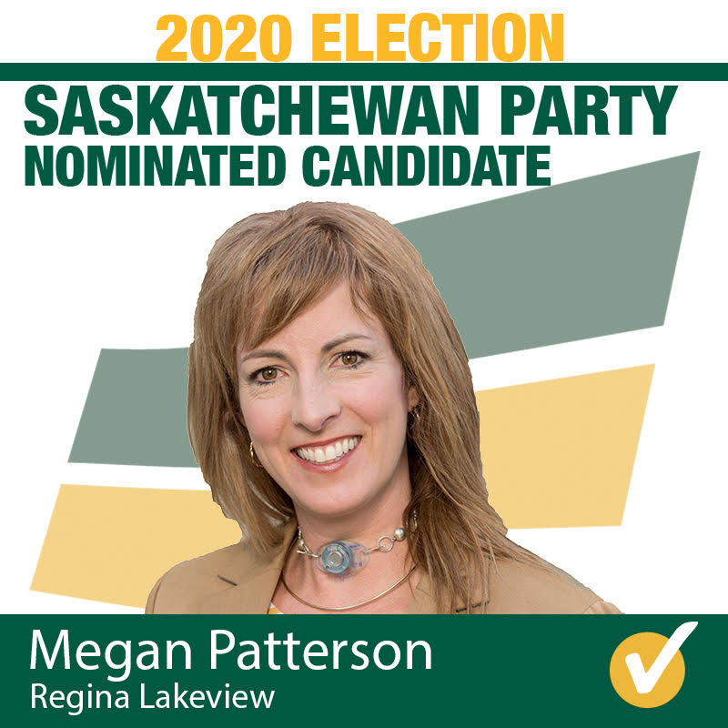 Megan Patterson Wins Contested Nomination in Regina Lakeview