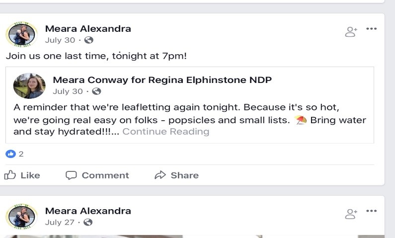 "A Risk We Can't Afford: NDP candidate calls oil sands ""a f----ing nightmare period"" and opposes the Kinder Morgan Trans Mountain pipeline in 2018 Facebook post"
