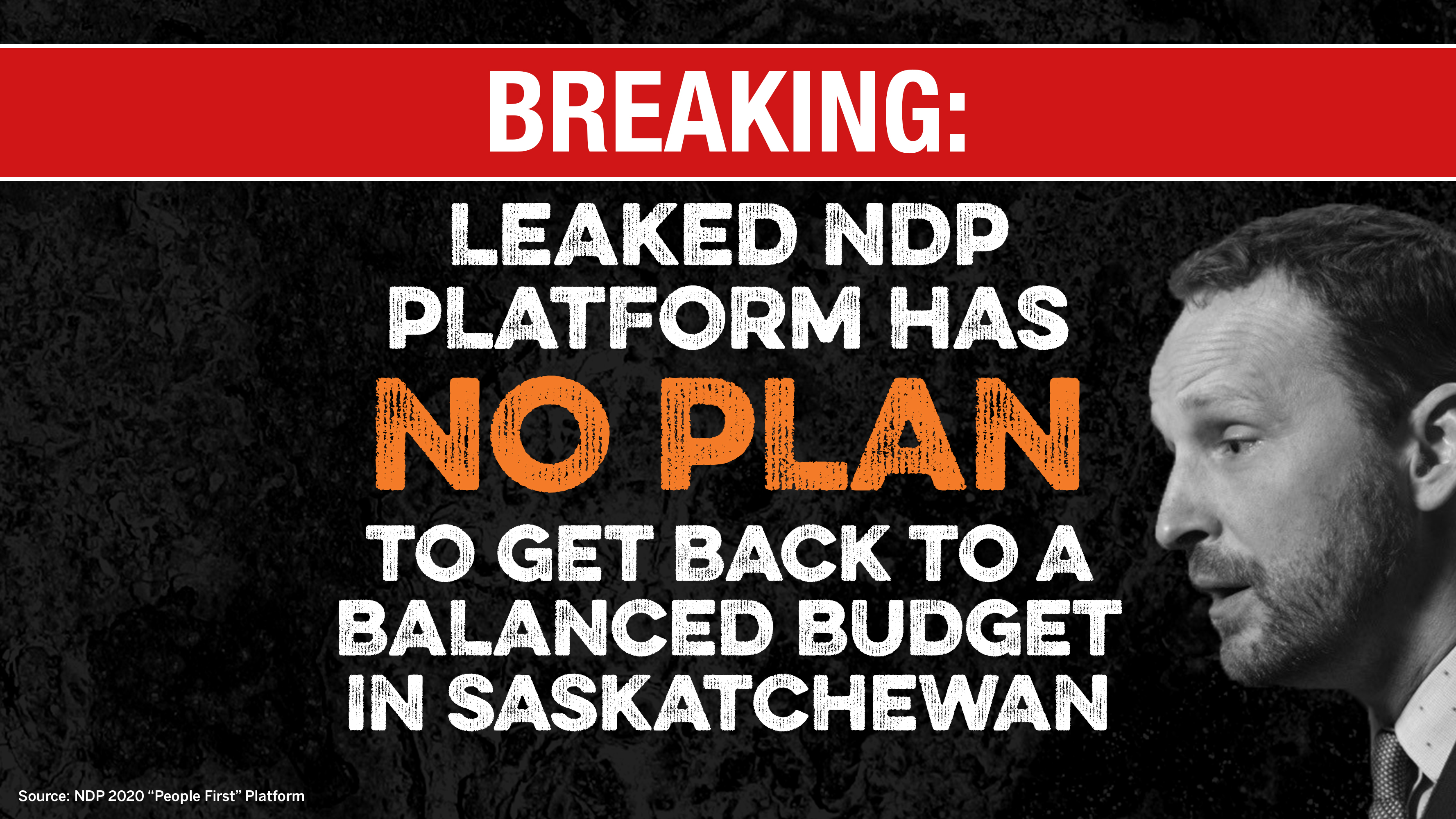 Leaked NDP Platform: A Risk We Can't Afford