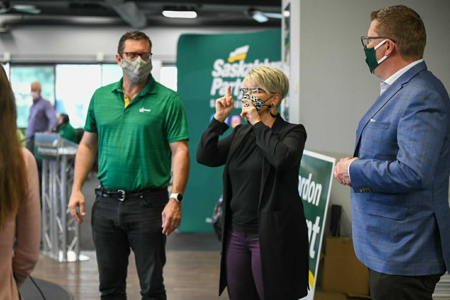 Saskatchewan Party Will Improve Deafblind Services in Saskatchewan