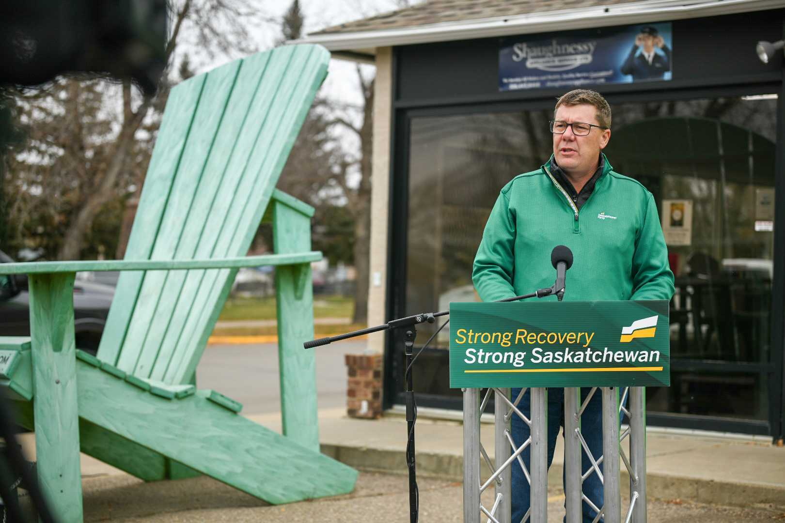 Saskatchewan Party Pledges Support For Small Business As Economy Recovers