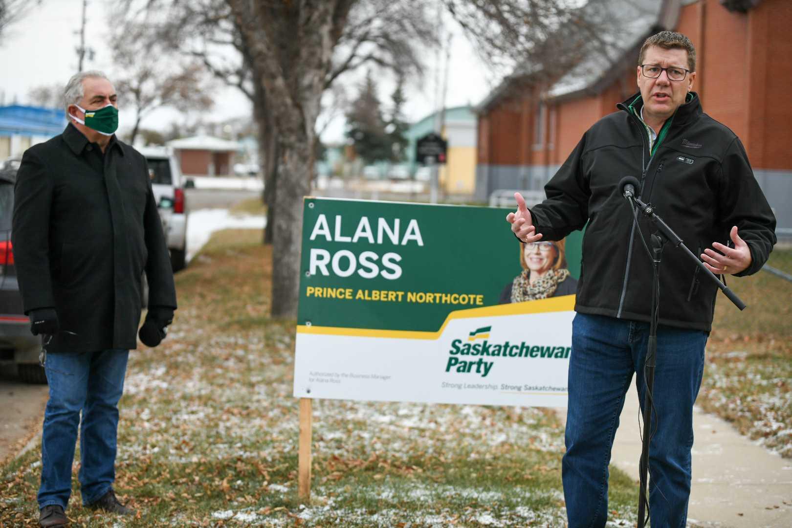 Strong Prince Albert, Strong Saskatchewan