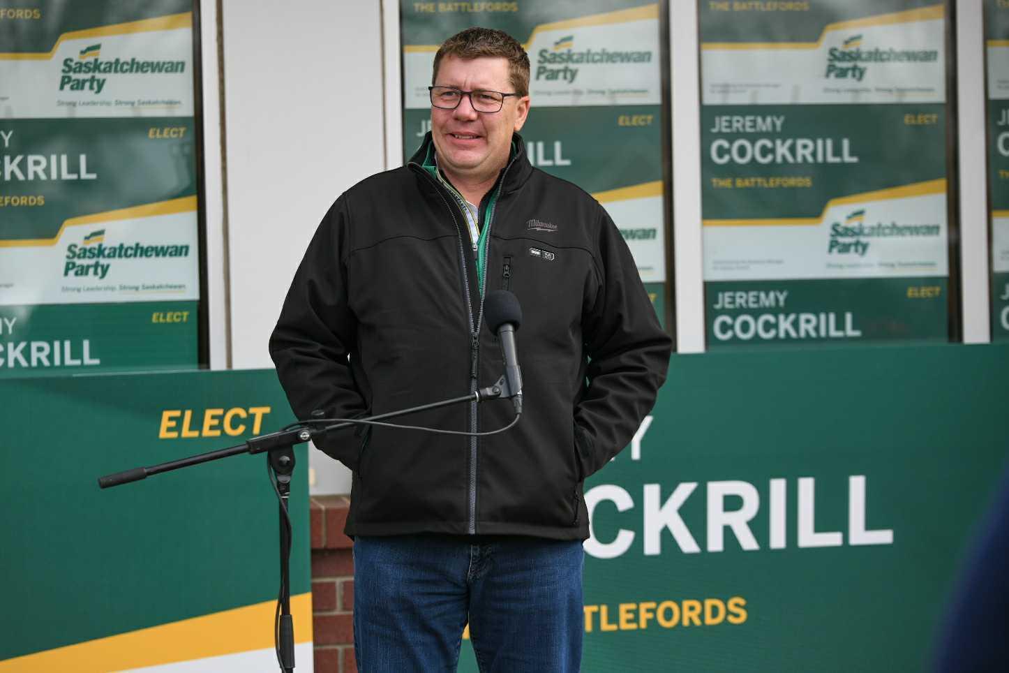 Premier Scott Moe Wraps Up Saskatchewan Party Campaign for a Strong Saskatchewan