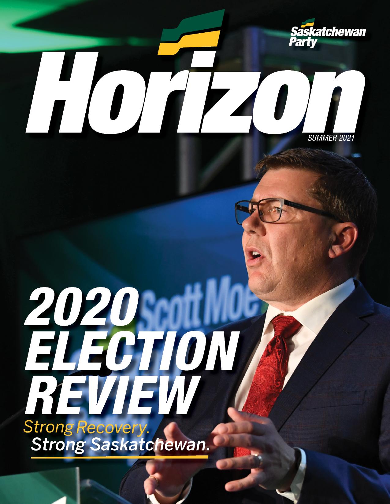 Horizon Summer 2021
