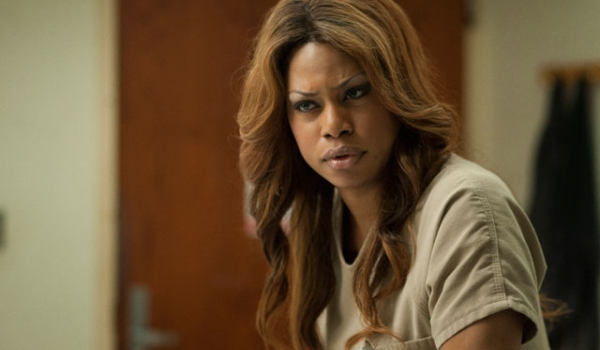 Trans actress Laverne Cox on Orange is the New Black - SAVE Dade