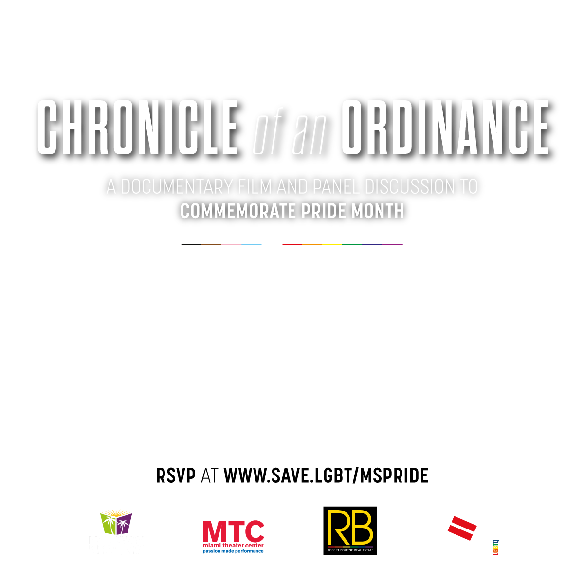 Chronicle of an Ordinance