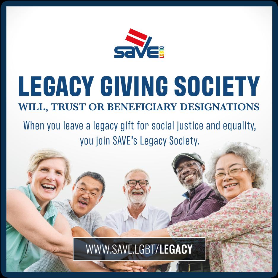 Legacy Giving Society