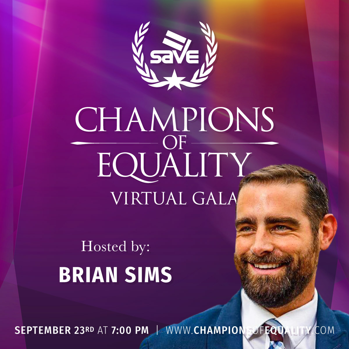 Hosted by Representative Brian Sims