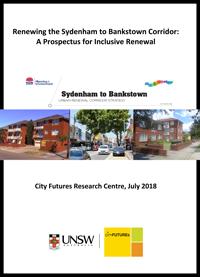 Renewing the Sydenham to Bankstown Corridor