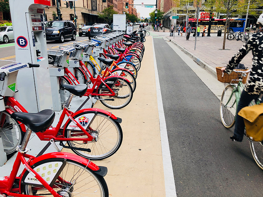 Denver's Bcycle