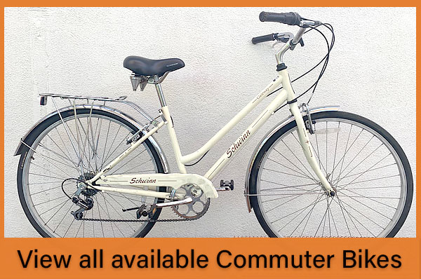 View all available commuter bikes