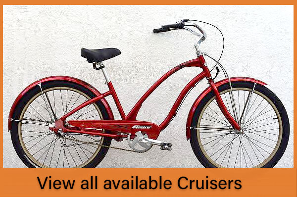 View all available cruisers