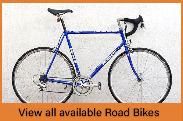 View all available road bikes