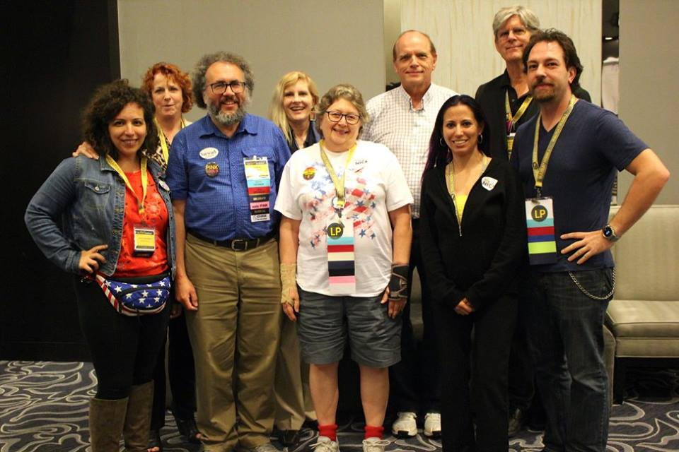 Photo of SCC LP members in NOLA
