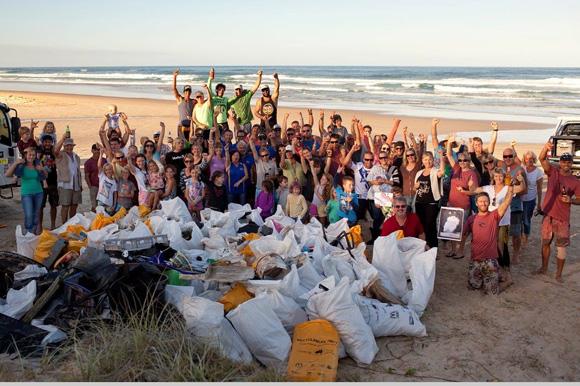 Double Island Beach Clean Up