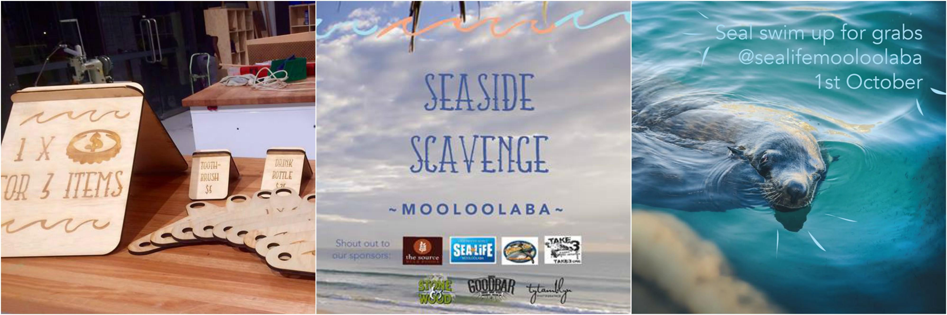 Seaside Scavenge
