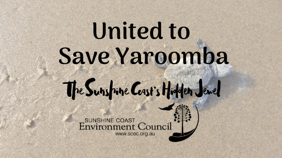 United to Save Yaroomba