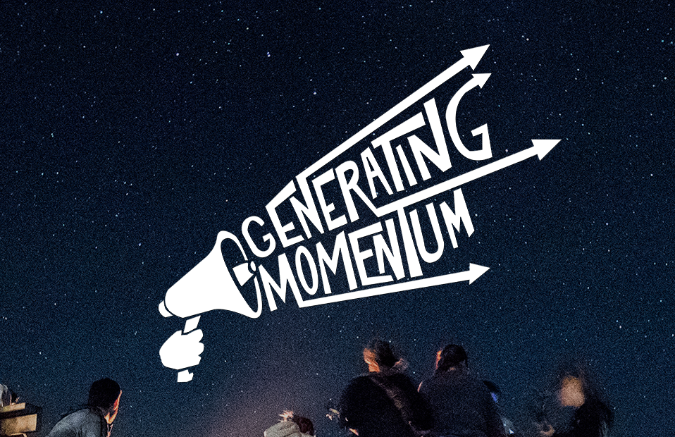 Generating Momentum 2020 | Register Here!