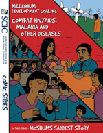 Combat HIV/AIDS, Malaria & Other Diseases