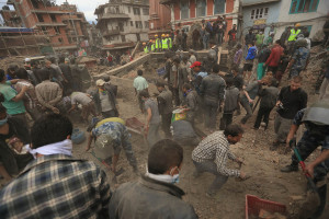 Nepal Earthquake Photo - Laxmi Prasad Ngakhusi  UNDP Nepal