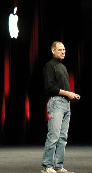 Steve Jobs by mylerdude (Flickr/Creative Commons)