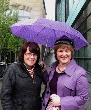 Hospice_radio_Doreen_and_Marjory_outside_BBC.jpg