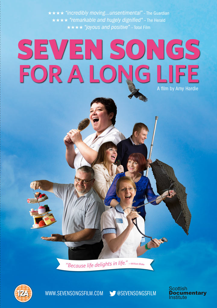 Seven Songs for a Long Life DVD