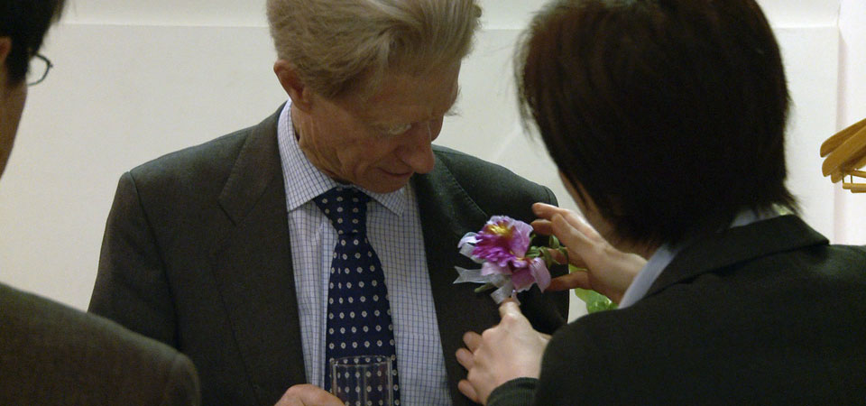 NOBEL PRIZE FOR SIR JOHN GURDON|