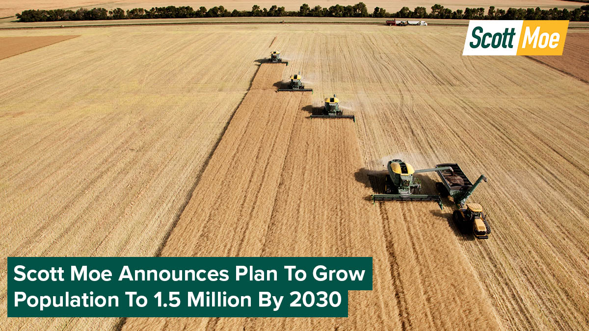 Keep Saskatchewan Growing