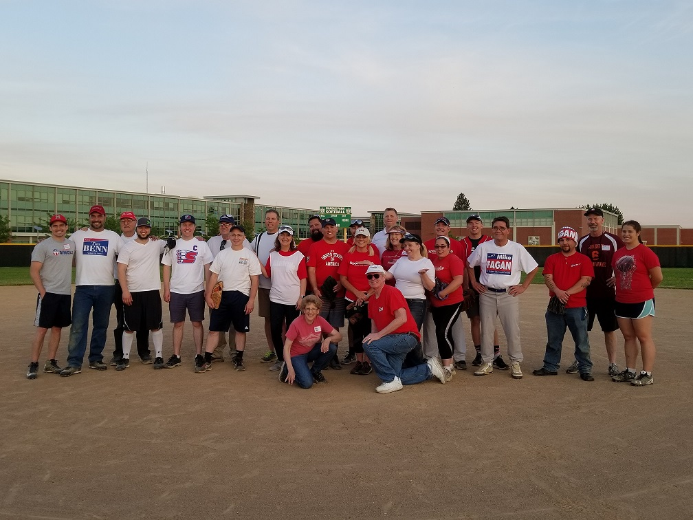 2019 Family Day at the Ballpark Group Photo