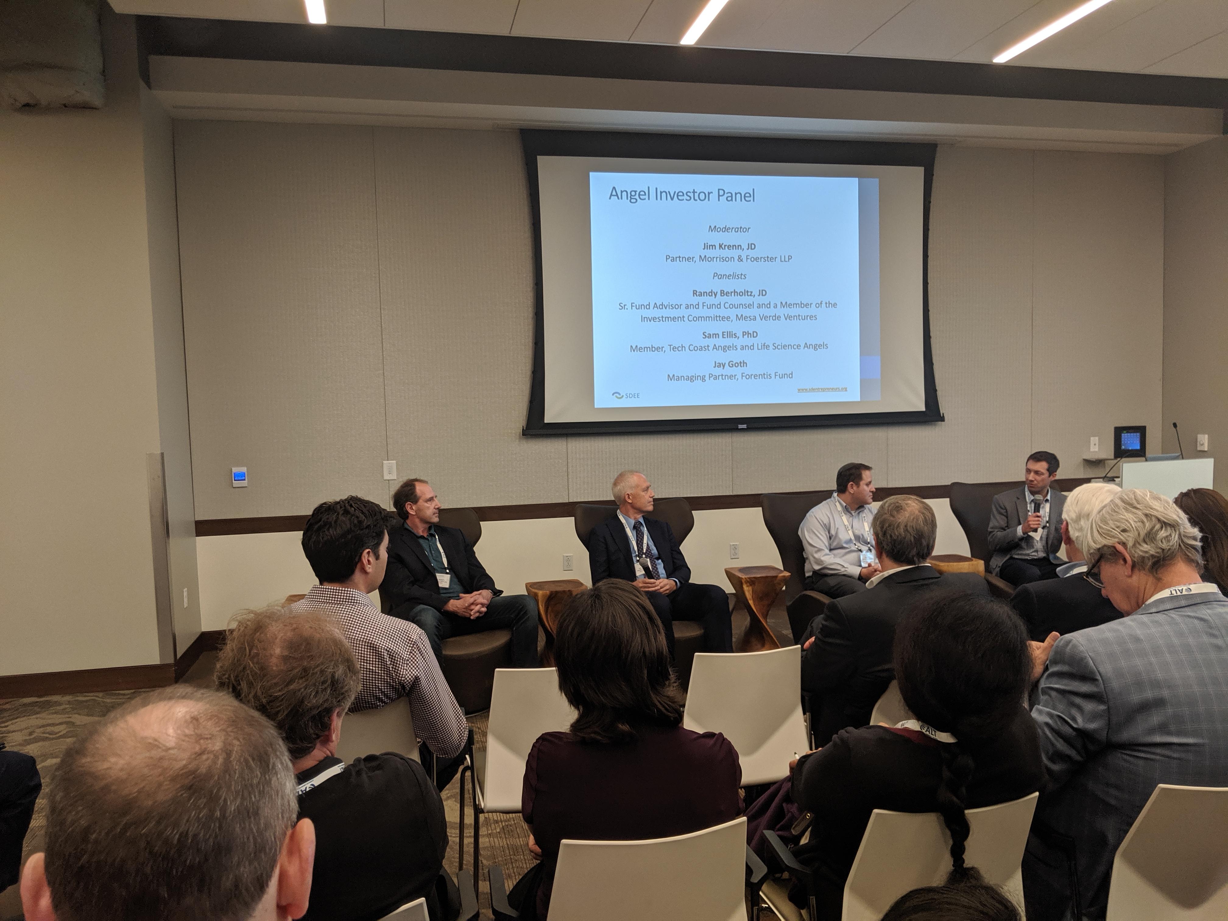 SDEE Investor Panel