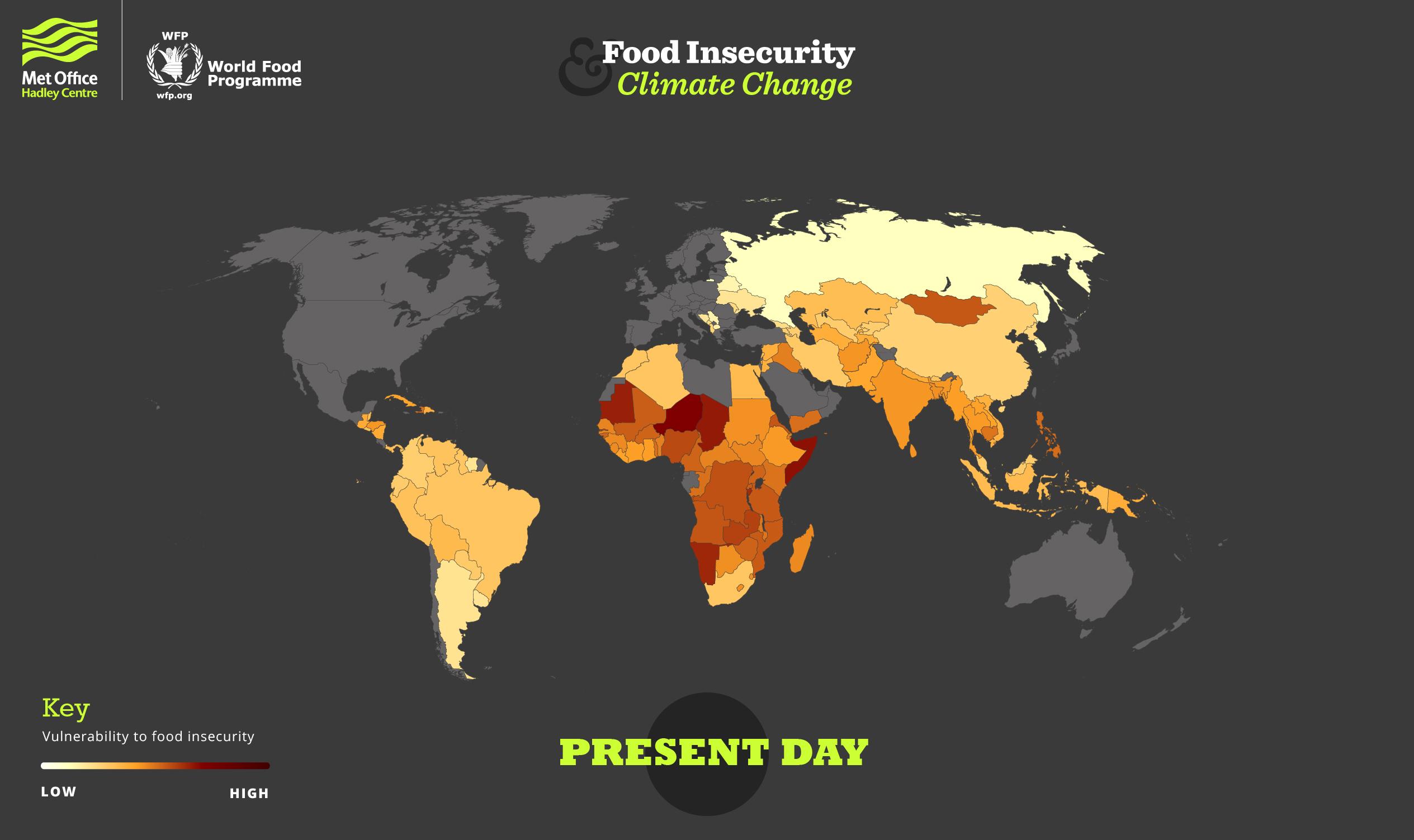 Inseguridad Alimentaria y Cambio Climático
